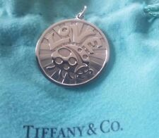 new Tiffany  Co love bug coin charm for necklace bracelet never worn