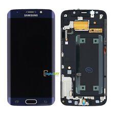 Display Lcd Touch Screen Nero Originale Samsung Galaxy G925 S6 Edge SM-G925
