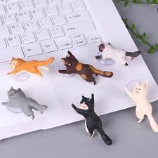 Cute Cat Cell Phone Holder Tablets Desk Car Stand Mount Sucker Bracket Universal