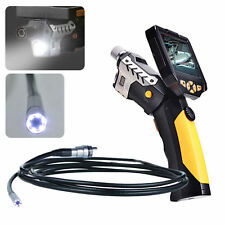 "Latest 3.5"" LCD HD Video Inspection Camera Endoscope Borescope Snake Pipe Scope"