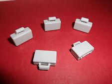 Lego (4449) 5 Koffer, in hellgrau aus 78794, 7890, 7892, 7897