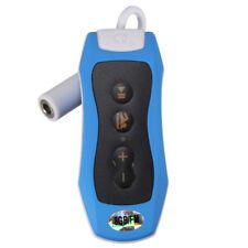 8GB Lecteur MP3 Natation Plongee sous-marine Spa Radio + FM etanche Casque bleu