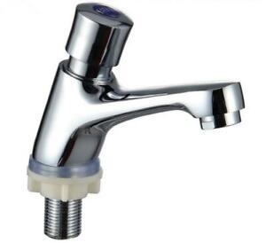 Public Bathroom Delay Push Type Self Closing Saving Water Delay Sink Tap Faucet