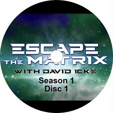 David Icke - Escape the Matrix (2020) Season 1 Dvd