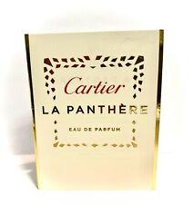 CARTIER LA PANTHERE 1.5ml EDP SAMPLE SPRAY