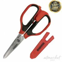 Engineer Iron arm scissor DP PH-57R Red DIY Tools Garden genuine from JAPAN NEW