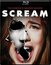 Scream [TV Series] Complete Season 2 [2016 Blu-ray] Ship worldwide Region Free