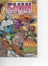 E-MAN 8 NOV 1983  VERY FINE