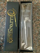 Harry Potter's Wand Necklace Ollivander's Authentic Official New