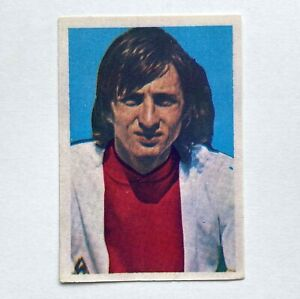 JOHAN CRUYFF AJAX 1970/1971 sticker rare
