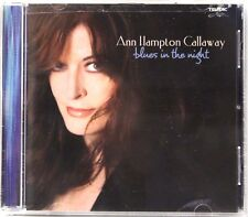 ANN HAMPTON CALLAWAY - BLUES IN THE NIGHT NEW CD (2006) 1-Disc CD - NEW