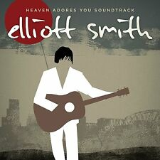 Elliott Smith Heaven Adores You 2x Vinyl LP Record soundtrack to dvd/blu-ray NEW
