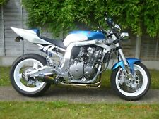 Suzuki GSX-R 750 , 93 streetfighter , oil-air cooled