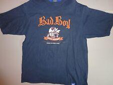 Dark Blue Bad Boy Athletic Department Graphic T Shirt XL Free Shipping US