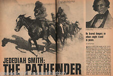 Pathfinder: Jedediah Smith. Making Travel Safe Since 1822