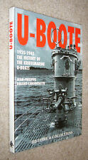 U-Boote 1935-1945,Dallies-Labourdette,VG,HB,1996,First   K