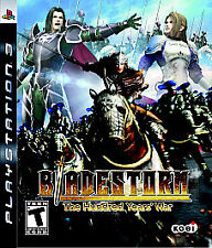 Bladestorm: The Hundred Years' War (Sony PlayStation 3 PS3, 2007) Great Gane