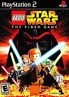 LEGO Star Wars: The Video Game (Sony PlayStation 2 PS2, 2005) *No Manual*