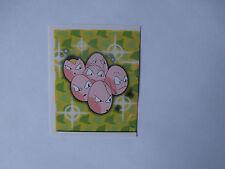 Autocollant Stickers POKEMON Collection MERLIN N°194 NOEUNOEUF !!!