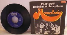 212  45 GIRI  THE MARMALADE RAIN BOW - THE BALLAD OF CHERRY FLAVAR - DECCA 13035