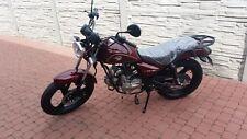 ZIPP VZ 50 CRUISER BIKE 50ccm 4-Takt Motorrad 50 ccm Moped Mofa Roller NEU