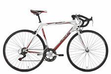Rennrad 28 Zoll Piccadilly Weiss 14 Gänge Alu Felgen KS Cycling M258B