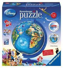 Ravensburger 100 - 249 Pieces 3D Puzzles
