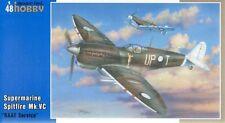 Special Hobby 1/48 Supermarine Spitfire Mk. Vc RAAF Service # 48100