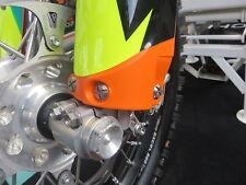 KTM EXC300 2007-2017 SUPERLITE Titanium lower fork guard bolts set TI2110