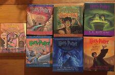 BRAND NEW HARRY POTTER COMPLETE CD SET 1 - 7 JK Rowling FREE SHIP
