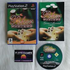 Jeu Poker Masters pour Playstation 2 - PS2 Complet CIB PAL - Floto Games