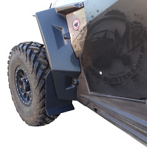 MudBusters Short Mud Flaps for Polaris Double XL XXL Fenders RZR XP 1000 Turbo