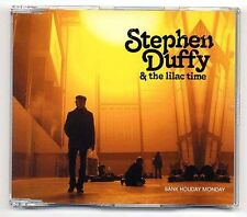 Stephen Duffy & The Lilac Time CD Bank Holiday Monday - 1-track promo CD