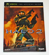 HALO 2 OFFICIAL STRATEGY GUIDE  XBOX