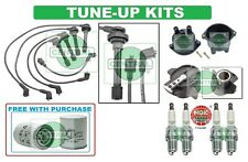 TUNE UP KITS for 91-94 NX SENTRA: SPARK PLUGS WIRE SET FILTER; DIST. CAP & ROTOR
