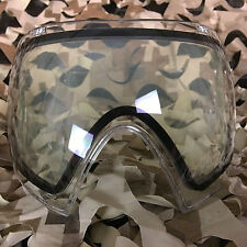 New Dye Invision I4 & I5 Thermal Anti-Fog Paintball Goggle Mask Lens - Clear