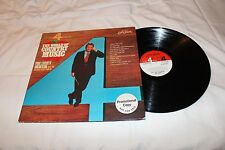 Paul Livert's Orchestra Promo LP with Gatefold Cover-THE WORLD OF COUNTRY MUSIC