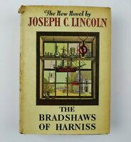 Joseph C LINCOLN / The Bradshaws of Harniss First Edition 1943 E1