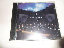 CD  Audium Capsule 1 von Various, Akure Wall, Interference und Terminal Head (19