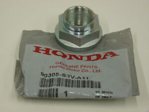 Genuine Honda Nut Spindle 90305-S3V-A11