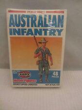 Airfix   Australian Infantry 48 Pieces  NIB Sealed  1:72 Scale  (317H) 01750-1