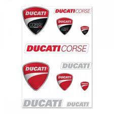 Ducati Mix Corse Company Sticker Decal Set New
