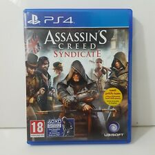 Assassins Creed Syndicate PlayStation 4 [PS4]
