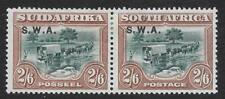 South-West Africa 1927-30 2/6 Green & Brown SG 65 (Mint)