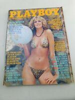 Playboy May 1981 Gina Goldberg Gabriella Brum Elisabeth Kubler-Ross