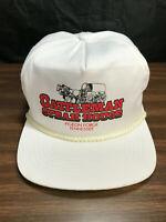 VTG Cattlemans Steak House Hat Cap Pigeon Forge Tennessee Strapback Farm VGC