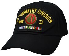 85th Infantry Division World War II 2 Ball Cap Offically Licensed