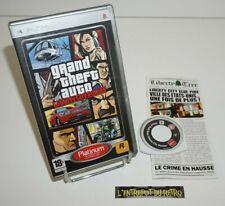 ++ jeu sony PSP grand theft auto liberty city stories GTA ++