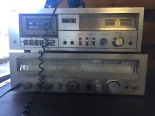LXI AM/FM Stereo Recever 564-92580999 + LXI Kassettendeck 564-93280050