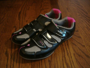 SPIRITA RBX SPECIALIZED SPINNING BIKE SHOES size US 9.5